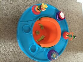 Summer infant 3 stage super seat