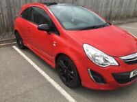 Red LTD Corsa, 11plate LOW MILEAGE