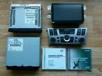 Nissan Sat Nav & Audio System