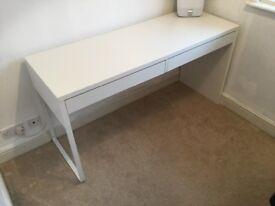 Ikea Office Desk (White)