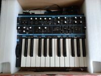 Novation Bass Station II in good condition, hardly used.