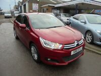 2011 11 citroen c4 1.6 hdi diesel vtr + 5 door, 52,000 miles. 30 + cars in st...