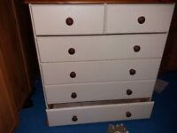Chest of Drawers 4 +2 drawers