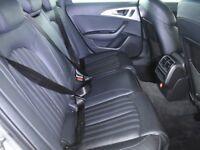 AUDI A6 2.0 TDI ULTRA S LINE 4DR S TRONIC Auto (silver) 2014