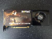 Zotac GeForce GTX275 Graphics card