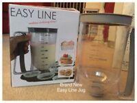 Brand New Easy Line Jug