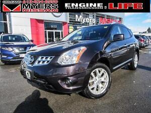 2013 Nissan Rogue SL, Back up Camera, Leather, Moonroof, AWD