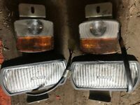 Benford dumper front light