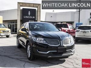 2016 Lincoln MKX Select, factory certified program, climate pkg,