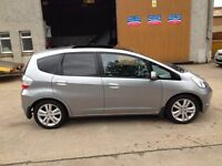 09 REG HONDA JAZZ 1.4 EX 39000MILES 1 OWNER FSH PAN ROOF £4975