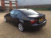 2007 BMW 335D M SPORT NEW ENGINE AND TURBOS 1 YEARS WARRANTY GREAT CONDITION!!