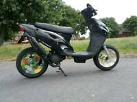 Generic 50/70cc scooter