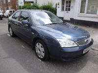 AUTOMATIC FORD MONDEO 2.0 LX 2005