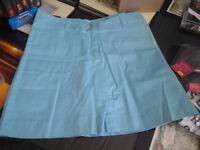 Slazenger ladies golf skort, BNWT, size 14, in a great colour.