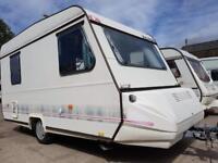 Adria Optima 400 Caravan 4 Berth *Lightweight, Ideal Starter Caravan* 1992
