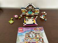 Lego Snow Resort Ice Rink 41322 | Friends | 304 pieces