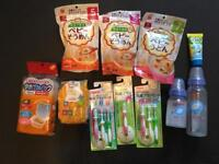 Japanese baby foods & goods