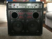 "Trace Elliot GP12 SMX 2x10"" combo bass amplifier 300W"