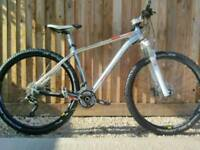Boardman pro 29er mountain bike