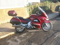 Honda ST1300 ABS Pan European. 8 Stamps in service book, 12 months MOT, HPI clear (Jan 2017)