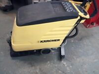 KARCHER BR 530 BAT WORKSHOP FLOOR SCRUBBER DRYER