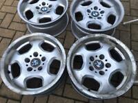 "Bmw 16"" alloy wheels contour"