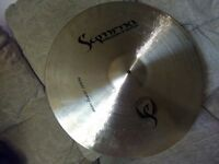 Symrna Traditional Turkish cymbal set