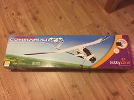 Firebird Commander 2, Ready to Fly, remote control, electric aeroplane (airplane..).