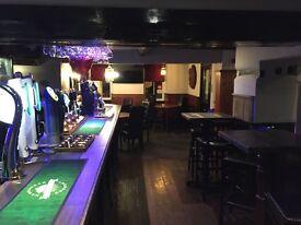 Assistant pub & restaurant manager, village location south Cumbria