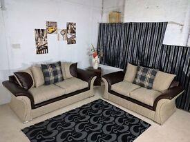 DELUXE Vegas Sofa (BRAND NEW)