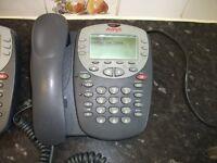 Avaya 4610SW IP VoIP Telephone. (6 Available)