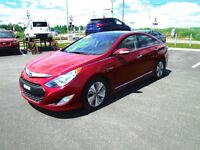 2013 Hyundai Sonata Hybrid Limited w/Technology Package NAVIGATI