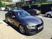 BMW 320D M Sport 2012 Auto M/Grey Combo
