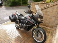 2008 Aprilia Caponord ABS - 1 Owner from New, FSH and Lots of Factory Extras Fitted