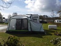 Outdoor Revolution Driveaway Freestanding Awning with two-bed annexe OR14315 - Make me an offer !