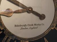 Edinburgh Clock Works Co Clock - £10 ono