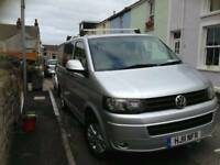 Vw kombi T5 Transporter 6 seats