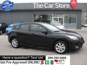 2011 Mazda MAZDA3 SPORT GS - BLUETOOTH, USB, 1 OWNER