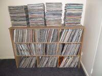 Vinyl Collection Job Lot