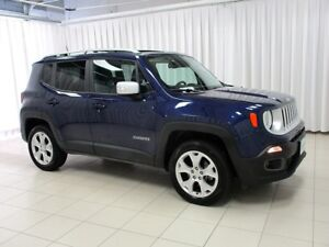 2017 Jeep Renegade TEST DRIVE TODAY!!! LIMITED 4X4 WITH MY SKY R