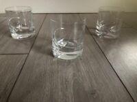 Whisky Glasses Set of 3
