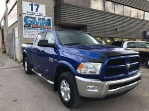 2014 Ram 2500 SLT Outdoorsman Quad Crew Cab Short Box 4X4 Gas
