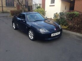 MG TF 1.8 SPORTS CONVERTIBLE HARDTOP