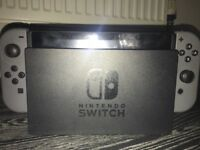 Nintendo Switch , game included - mint condition