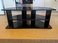 Black TV Unit/Stand