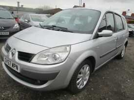 RENAULT GRAND SCENIC 1.5 dCi Dynamique 5dr [7 Seats] (silver) 2007