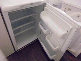 HOTPOINT FRIDGE UNDER WORK TOP,,,NICE N CLEAN,,WARRANTY,,FREE DELIVERY