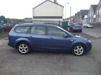 Ford Focus 1.8 TDCi Titanium 5dr*** LONG MOT*** GOOD CONDITION