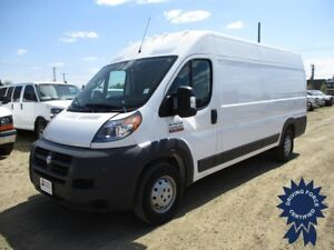 "2017 Ram 3500 ProMaster 159"" WB Extended High Roof Cargo Van"