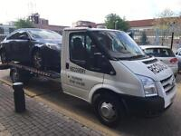 Recovery service East london